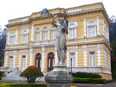Palácio Negro, Petrópolis, RJ.