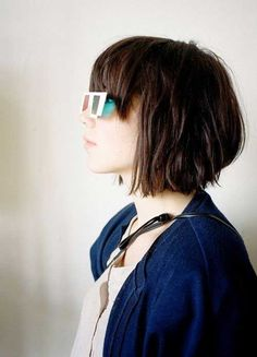 40 Fabulous Short Layered Haircuts: Different Very Short Bob Hairstyles, Layered Haircuts For Women, Pretty Hairstyles, Bob Haircuts, Trendy Haircuts, Hairstyles 2016, Vintage Hairstyles, Messy Hairstyles, Medium Hair Styles