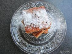 Mijn mixed kitchen: Kruidige bananencake met walnoten