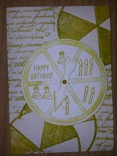 BellesCreations.gr: Happy Birthday! Stamps, Creations, Happy Birthday, Create, Cards, Life, Ideas, Seals, Happy Brithday