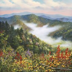 Robert A. Tino Gallery - Mountain in May
