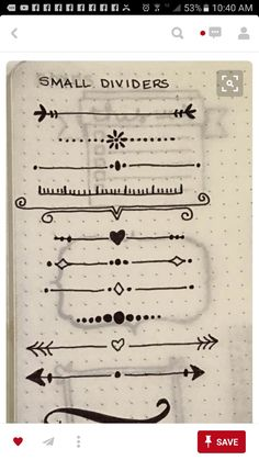 125 great ideas for your own bullet journal! – Ladify malen 125 great ideas for your own bullet journal! My Journal, Bullet Journal Inspiration, Journal Fonts, Journal Diary, Passion Planner, Doodles, Bullet Journals, Bullet Journal Dividers, Bullet Journal Ideas Handwriting