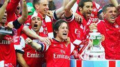 La sofferenza e il trionfo: l'Arsenal conquista la FA Cup in rimonta