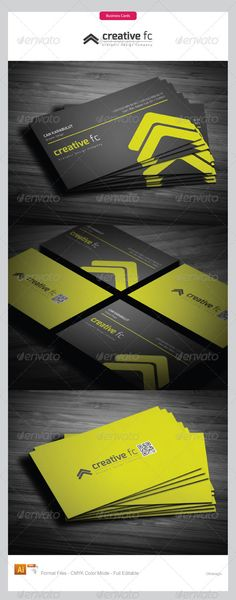 #Corporate Business Cards 273 - Corporate #Business #Cards Download here: https://graphicriver.net/item/corporate-business-cards-273/3804112?ref=alena994