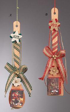 Αποτέλεσμα εικόνας για ημερολογιο κουταλα Cork Crafts, Diy And Crafts, Christmas Crafts, Christmas Ornaments, Christmas Calendar, Christmas Time, Wooden Spoon Crafts, Christmas Classroom Door, Mobile Craft