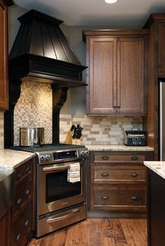 Kitchens - traditional - kitchen - vancouver - McBurney Junction