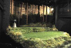 In a Dark Dark House | Year: 2008 Designer: Lez Brotherston Venue: Almeida Theatre