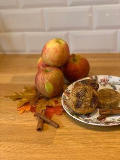 Les muffins Pomme-Cannelle pour un goûter d'automne