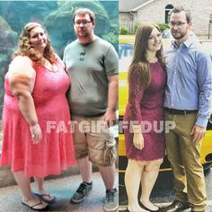 Lexi Reed 'FatGirlFedUp' Lost 285 Pounds In 18 Months With These 2 Simple Steps!