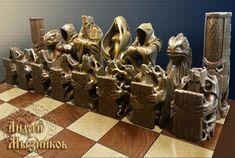 Шахматы для Елены (общий вид) image 1