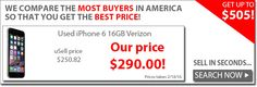 Sell My Cell Phones - We compare more buyers than any other comparison site in America