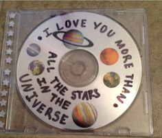"""You made me a mix tape?"" ""Technically, it's a CD, Marn."" A smile broke out across her face. ""You made me a mix tape?!"" She said again with twice as much enthusiasm. Ben smiled as she popped it into the CD player, waiting excitedly for it start."