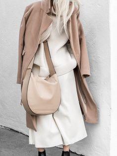 figtny.com | Winter Whites (Louise et Cie Hobo Bag)