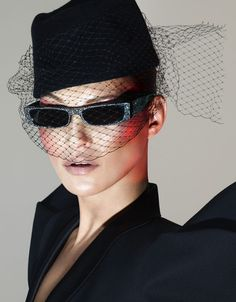 Kate Moss For Alain Mikli X Alexandre Vauthier Eyewear Collection