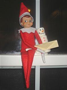 East Coast Mommy: 20 Nice Not Naughty Elf on the Shelf Ideas