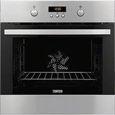 Zanussi ZOP37962XE Electric Built-in in Stainless steel with | Appliances Direct