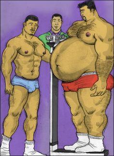 Super Heavyweight Class Page5 by AlisonBurdon on DeviantArt
