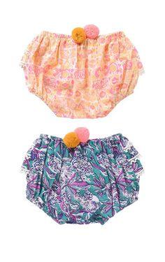 Blossom Pom Pom Baby Bloomers | Louise Misha