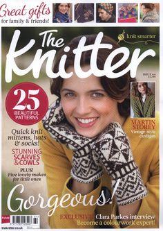 The Knitter №64 2013 - 轻描淡写 - 轻描淡写