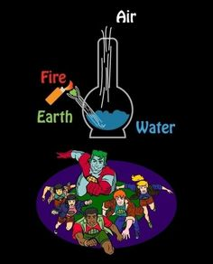 Captain Planet's hidden message