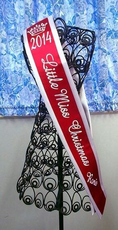 Miss Usa Sash Winning Miss Usa Sash Dream Wedding