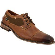 c5adc0416fb098 Steve Madden Jagwar Oxford Dress Shoes - Mens Tan Men Dress
