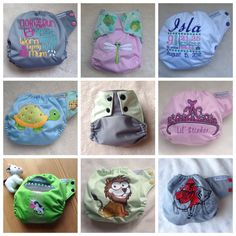 Brinkeebum Diapers. Submit your own art customs