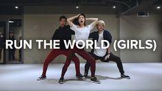 Lia Kim Choreography / Run The World (Girls) - Beyonce