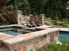 CORE in coordination with Jones Pierce Architects worked to create a complete outdoor living experience for the client.