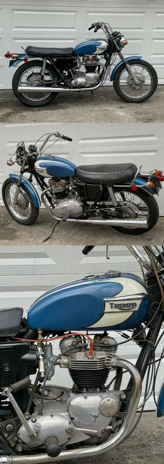 Triumph Motorcycles For Sale, Vehicles, Vintage, Car, Vintage Comics, Vehicle