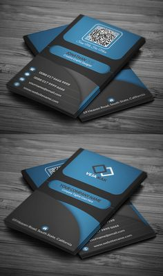 Modern pastor business card template card templates pastor and modern creative business card template wajeb Images