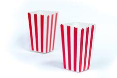 moushii Mini popcorn box Red stripes   www.moushii.com