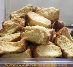 Bread Recipes, Cookie Recipes, Rusk Recipe, Milk Tart, Cold Lunches, Good Food, Yummy Food, South African Recipes, Favorite Recipes