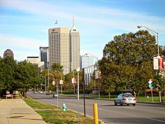 https://flic.kr/p/5Htk6w   Indianapolis Skyline   from IUPUI in Indianapolis, IN