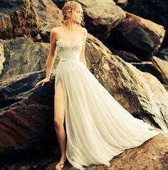 Paola Sebastian seaside sirens wedding dress collection