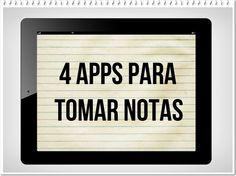 Muchos usuarios buscan aplicaciones que ofrezcan un buen diseño y también productividad. Las aplicaciones para tomar notas están en este grupo, y en la red hay una gran cantidad de herramientas para iOS y Android que pueden servir en la vida diaria.