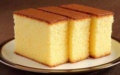 La recette d'un gâteau italien au lait chaud