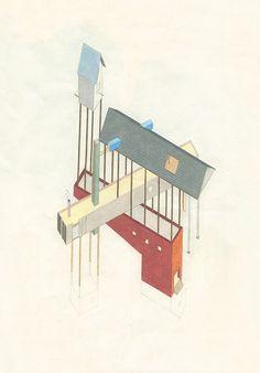 Tom Ngo - The drawings