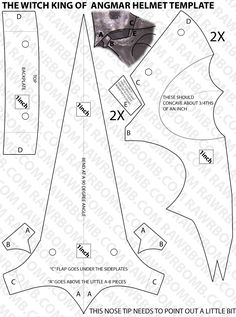 Plague Mask Pattern Plague Doctor Mask 11 Steps With Pictures Last