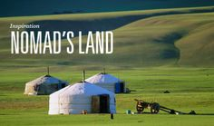 Nomad's Land - #Baotou in Inner Mongolia offers blue skies, pristine nature and cultural discovery for the adventurous traveller.