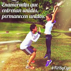 #Fitness #Amor #Entrenamiento #Parejas #Couples #Trainning #Fun #Divertido #Simple #Efectivo #Effective #FitByCyn