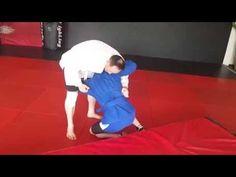 Whizzer Grip to Kata Guruma (Shoulder Wheel) - YouTube