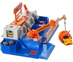 Hot Wheels Car Crusher Track Set | Toys & Hobbies, Diecast & Toy Vehicles, Play Sets | eBay!