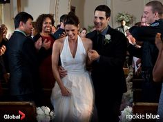 Rookie Blue: 6.11: Sam and Andy Ben Bass, Selena Gomez With Fans, Rookie Blue, Tv Couples, Tv Shows Online, 6 Photos, Celebs, Celebrities, Best Tv