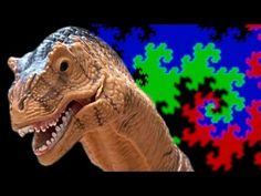 If you've ever read the Jurassic Park novel and wondered what those crazy sets of spirals were between chapters, you need to watch this video. Also: if you've never read the Jurassic Park novel, you need to watch this video. Jurassic Park Novel, Math Movies, Math Olympiad, Beautiful Dragon, Stem Science, Student Teaching, Educational Videos, Fun Math, Kids Education