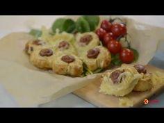 Turmat: Pølser i butterdeig med kremost | EXTRA -