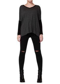 Betty Basics Varona Long Sleeve Top at Florence Boutique, Karori Road, Karori, Wellington New Zealand Florence, Long Sleeve Tops, Black Jeans, Boutique, Sleeves, Pants, Fashion, Trouser Pants, Moda