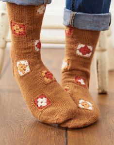 Ravelry: McGraw pattern by Nathan Taylor Crochet Socks, Knitting Socks, Hand Knitting, Knit Crochet, Knitting Patterns, 1960s Inspired, Knit Art, 4 Ply Yarn, How To Start Knitting