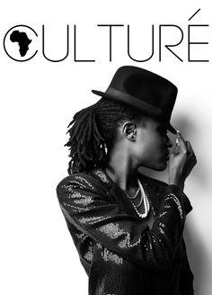 Graphic Design work for CULTURE' Magazine - creativesilence.net