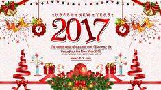 Beau Inspiring Image 2017 New Year Status By Manyhappynyear   Resolution   Find  The Image To Your Taste. New Post Animated Merry Christmas ...